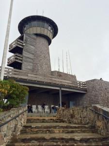 Brasstown Bald Tower