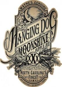 Hanging Dog Moonshine