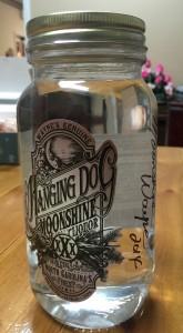 Hanging Dog Moonshine in Murphy NC