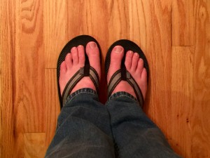 My New Flips from Chaco