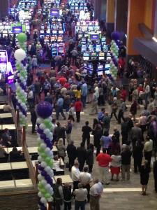 Harrahs Casino Opening Day in Murphy NC