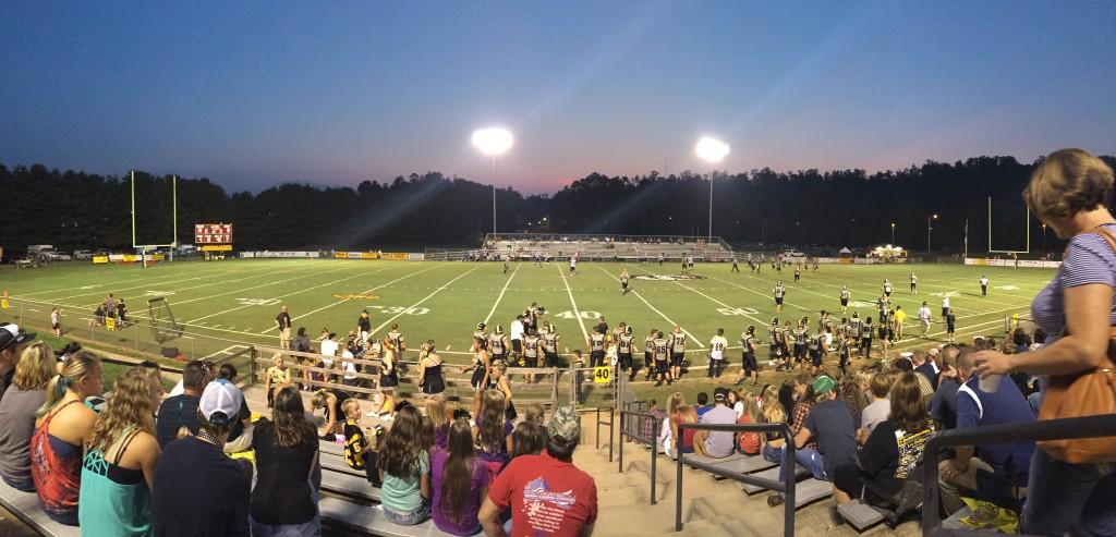 Murphy High School Gentry Stadium