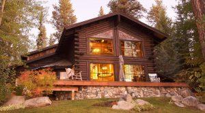 Energy efficient log homes